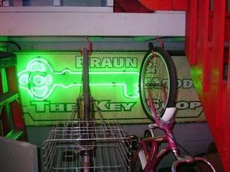 Neon Factory, Winnipeg  Photography by Allison Slessor