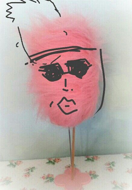Cool candy ... doodles!