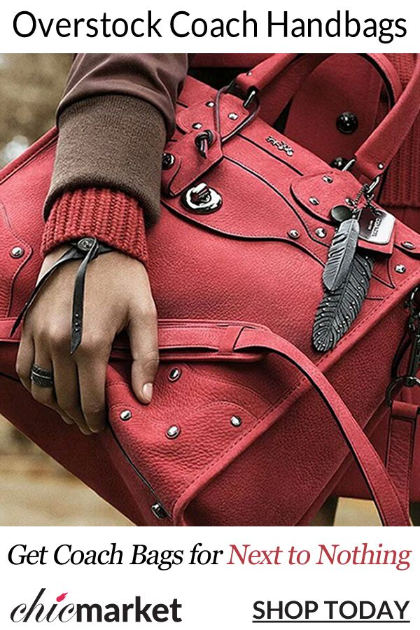Coach Handbags are selling as low as $80 with Overstock Clearance. Save 80%! Limited Supply. Shop Now!