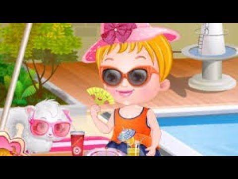 Baby Hazel Tea Party | Baby Hazel Party Game | Baby Hazel Full Episodes ...