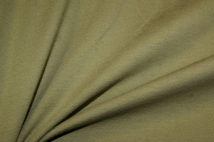 NB 5438-027 Tricot olijfgroen