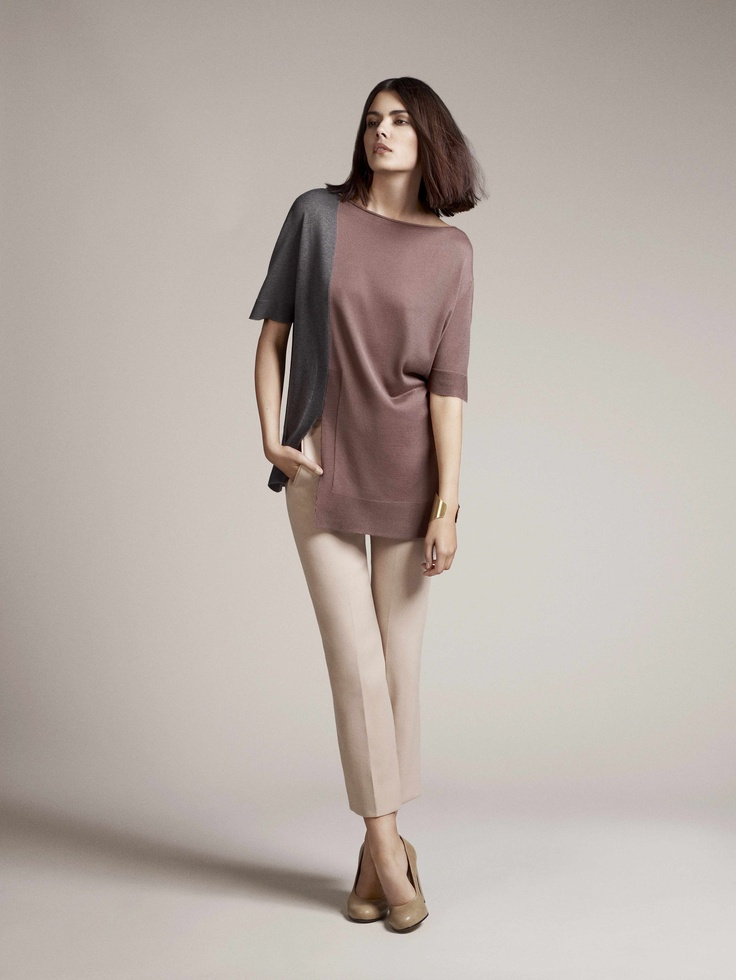 SS12 Capsule Collection Aqua Top
