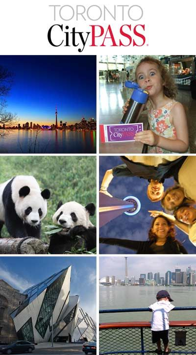 Save time and money with CityPASS! Toronto CityPASS