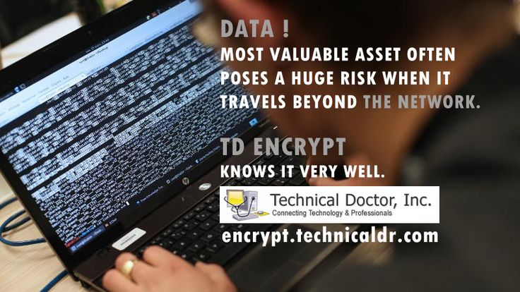 Data! ► http://encrypt.technicaldr.com