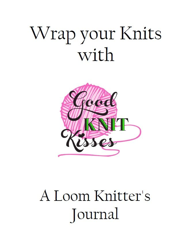 Knitting Journal Pdf : Free printable loom knitting journal