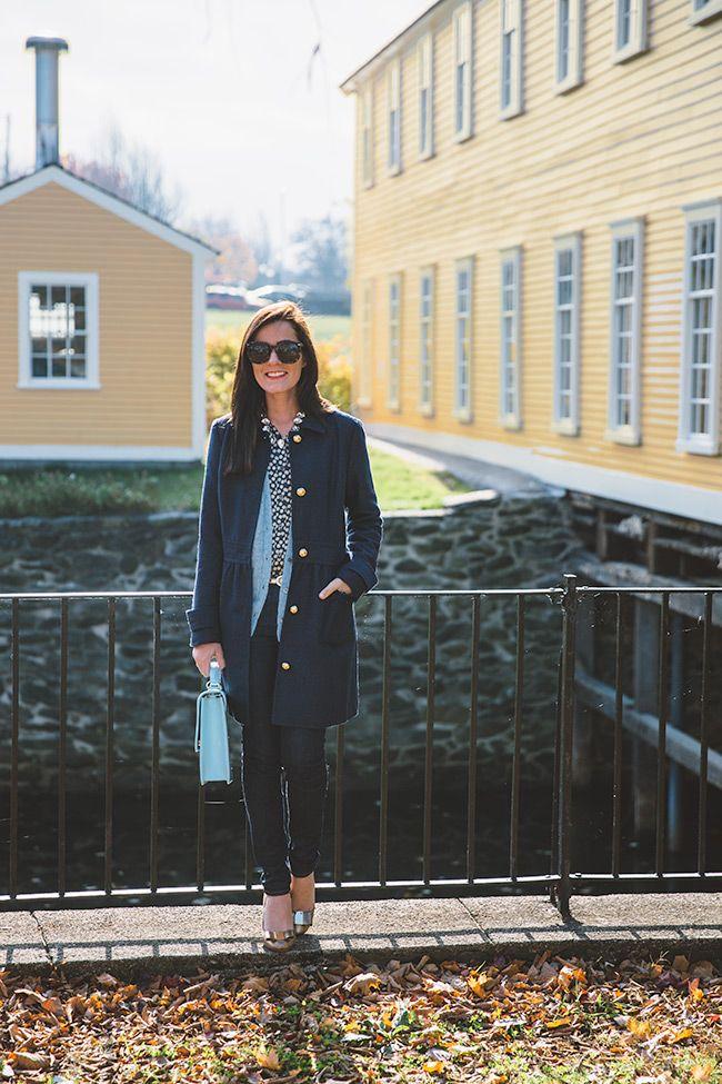 Classy Girls Wear Pearls: Slater Mill