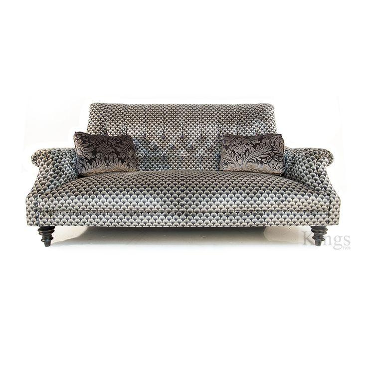 #Johnsankey #Upholstery #Holkham High Back #sofa Http://www.