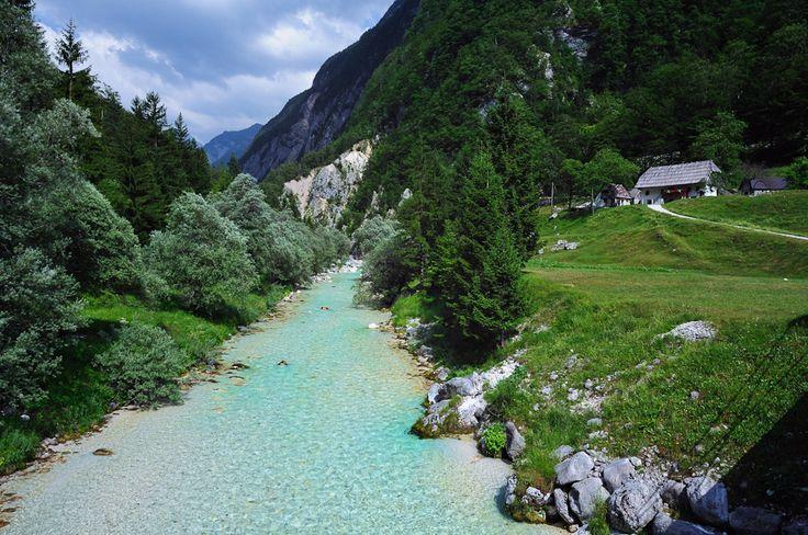 Soča | Slovenia | 2012 http://www.honza-libor.cz/slovinsko-2012/