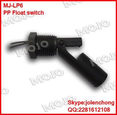 MJ-LP6 side mounted float level sensor M50 diameter 2A1:220V