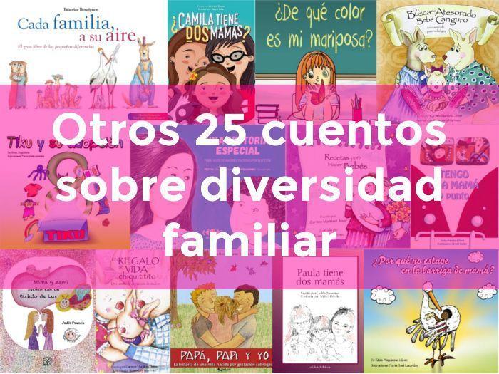 Otros 25 cuentos sobre diversidad familiar