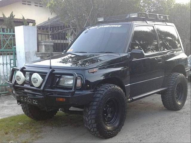 Suzuki Vitara #5