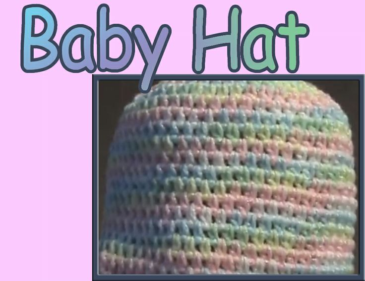 half double crochet instructions