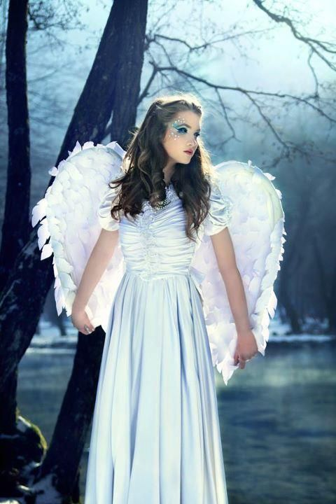 Snow Angel. #MarioTricoci #ChicagoSalon #ChicagoSpa