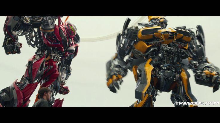 Stinger vs. Bumblebee | Transformers | Pinterest