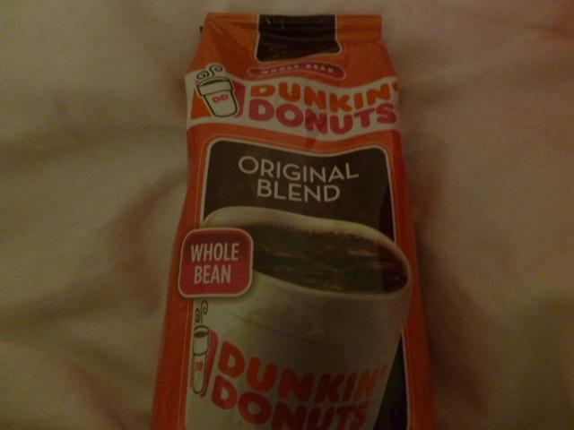 Dunkin Dounts  koffie, coffee, café