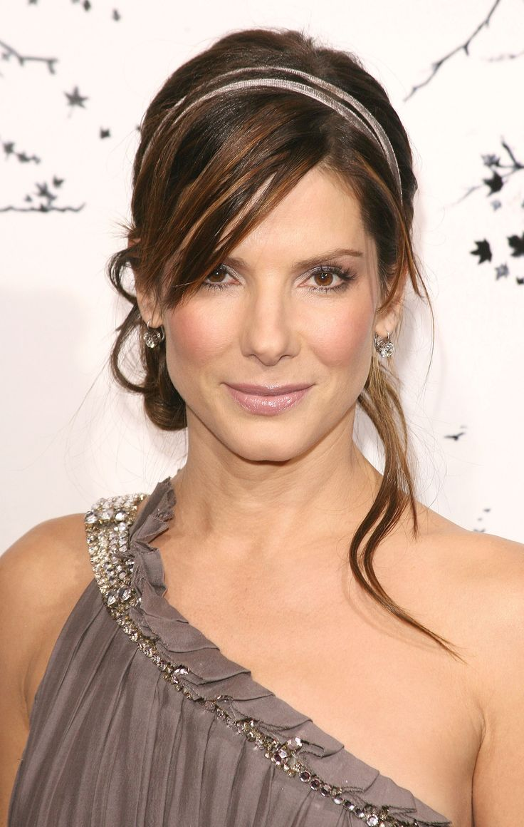 Never doubt that Sandra Bullock is a Grecian goddess.   - Redbook.com