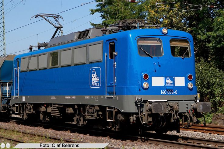 140 038-0  Pressnitztalbahn