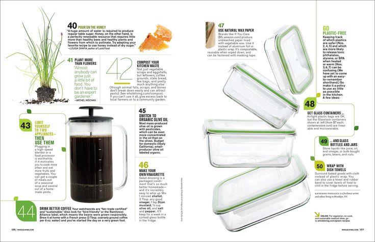 50 Ways to Eat Sustainably - Jamie Prokell