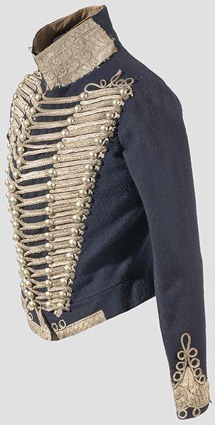 Dolman 1840 russian hussar