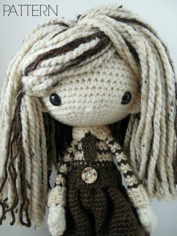 Hey, diesen tollen Etsy-Artikel fand ich bei https://www.etsy.com/de/listing/263435958/luisa-amigurumi-doll-crochet-pattern-pdf