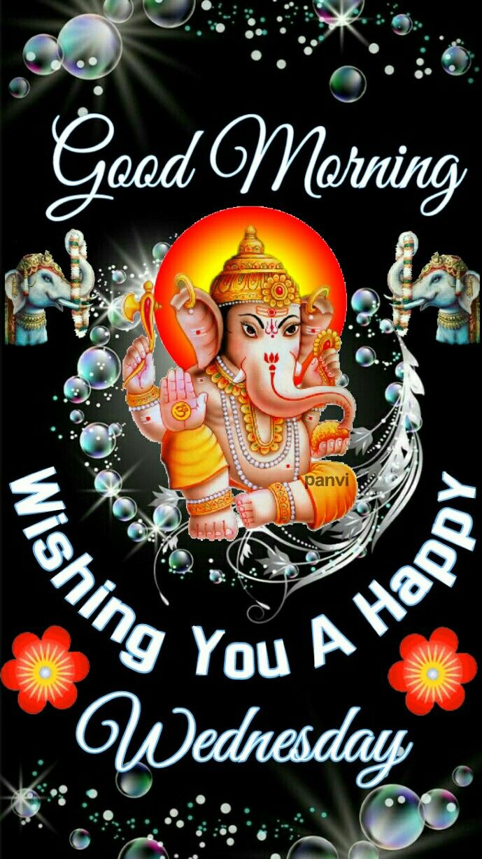 good morning ganesh ji hd 2020
