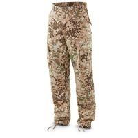 New German Military Surplus Arid Fleck ACU Uniform Pants #militarysurplus #ammo #outdoor #hunting