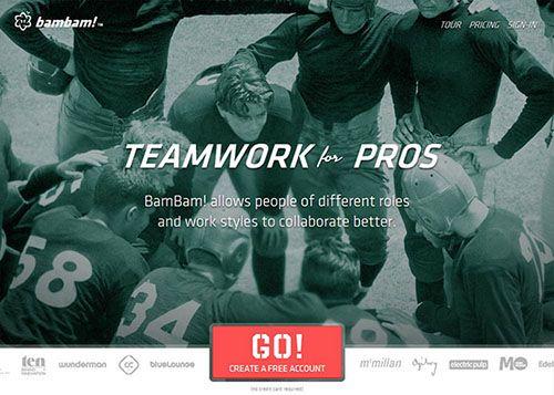 80  Impressive Single Page Website Designs 2013