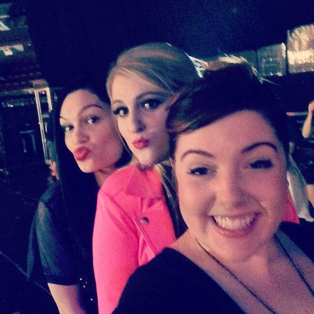 Mary Lambert, Meghan Trainor, and Jessie J