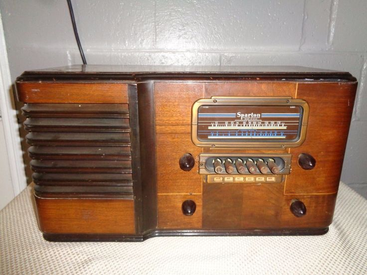 840 Best Art Deco Radios From Ebay Images On Pinterest