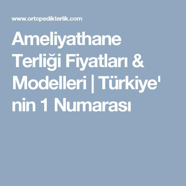 Ameliyathane Terliği Fiyatları & Modelleri | Türkiye' nin 1 Numarası