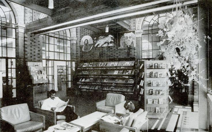 Bloor Gladstone Branch circa 1980