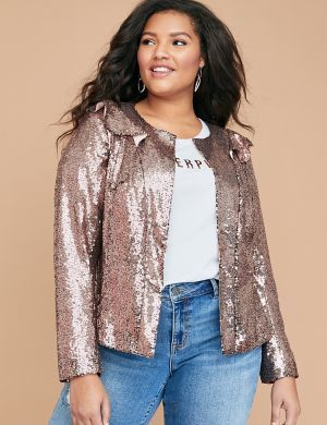 4427496b802 Sequin Jacket