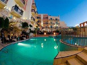 Charter Malta 2014 - Hotel Pergola 4*