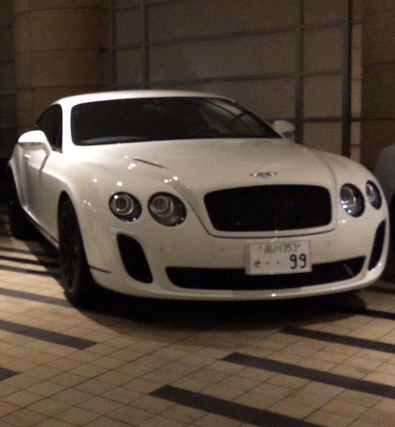 Bentley in Japan like the last 3