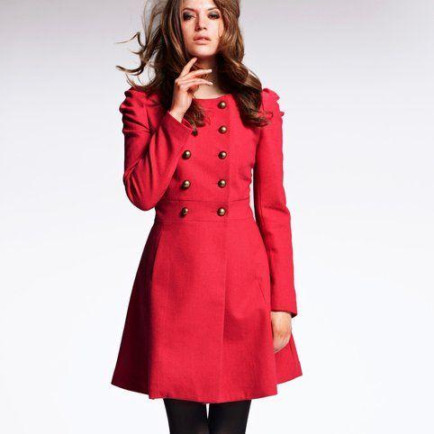 Manteau évasé à plis épaules femme 3 suisses collection