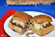 HOW TO MAKE LEFTOVER ROAST BEEF SLIDERS