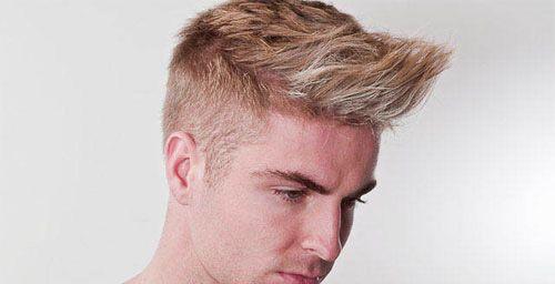 1000 Ideas About Men S Short Haircuts On Pinterest