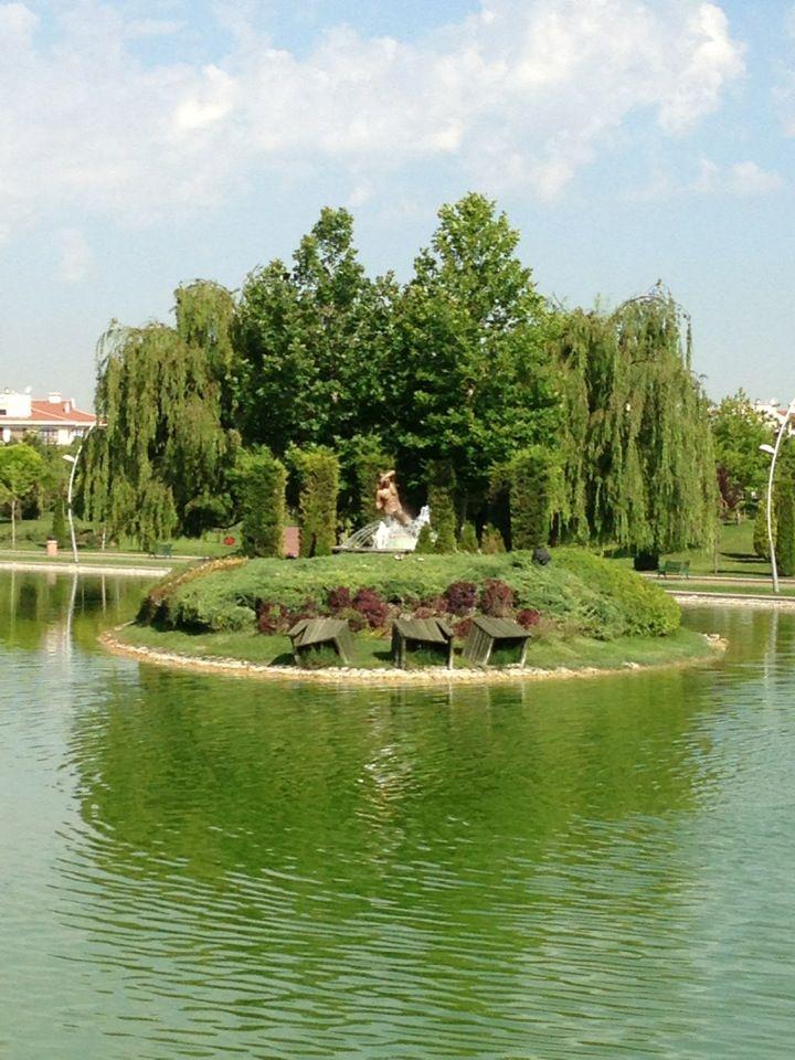 Kentpark şu şehirde: Eskişehir, Eskişehir