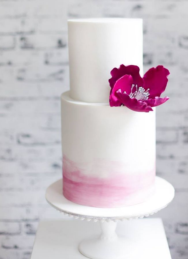 Best Wedding Cakes with Beautiful Details 99