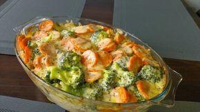 przepis na zapiekankę z miesem mielonym i warzywami