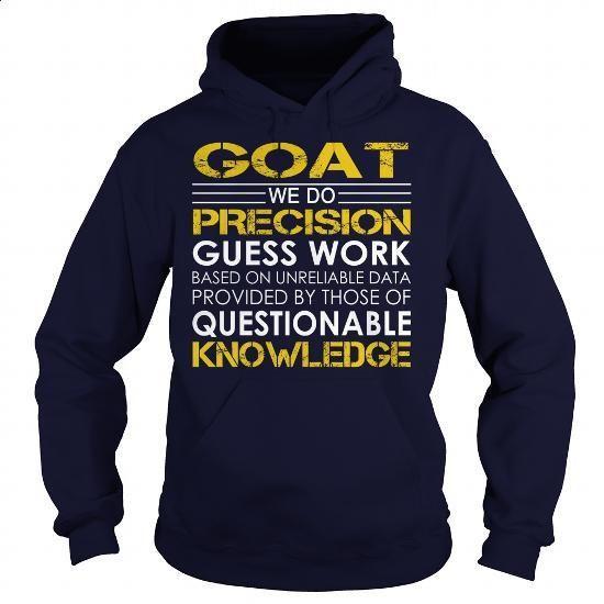 Goat - Job Title - #funny tshirts #champion sweatshirt. PURCHASE NOW =>…