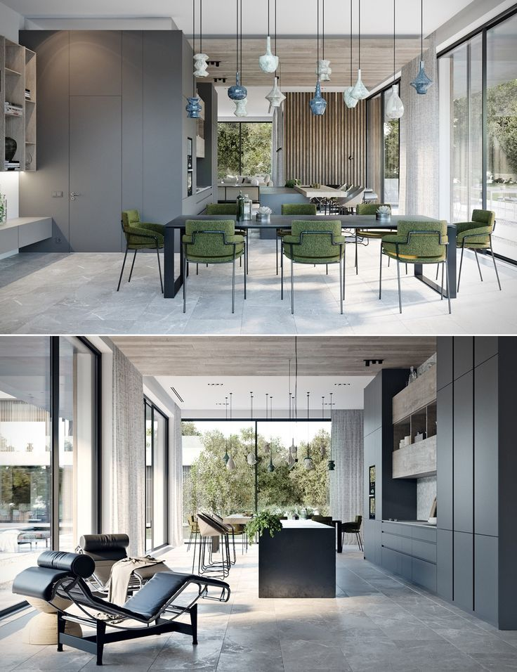 Luigi Rosselli Architects Design A New Concrete