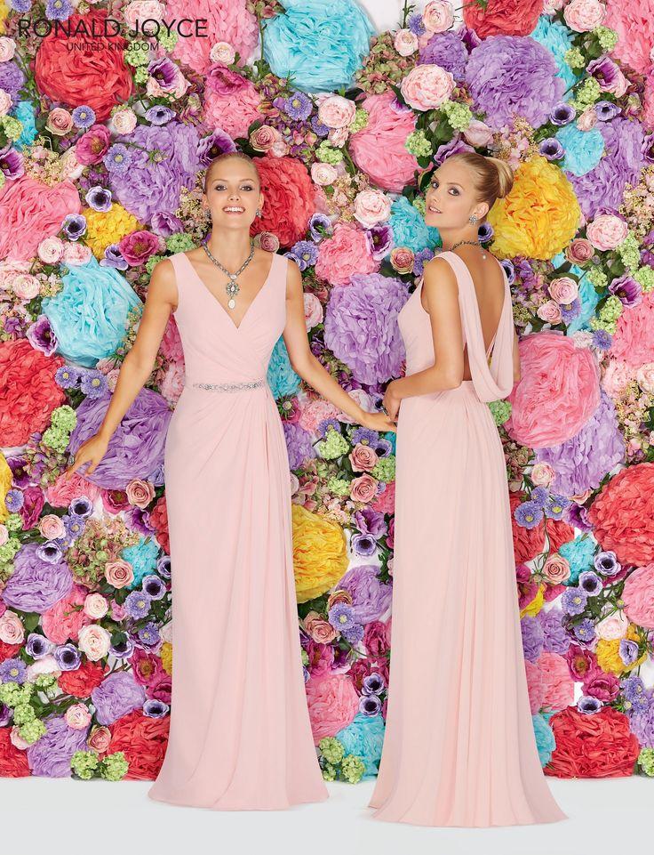 28 best Ronald Joyce Bridesmaids dresses images on Pinterest   Short ...