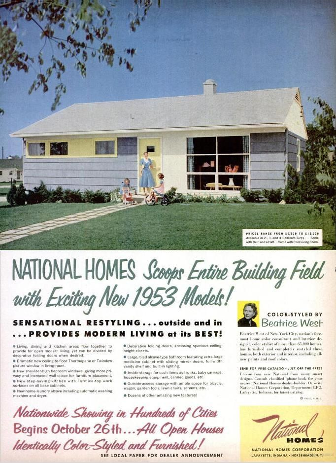 1950s Homes 380 best 1940s, 1950s homes images on pinterest | retro kitchens