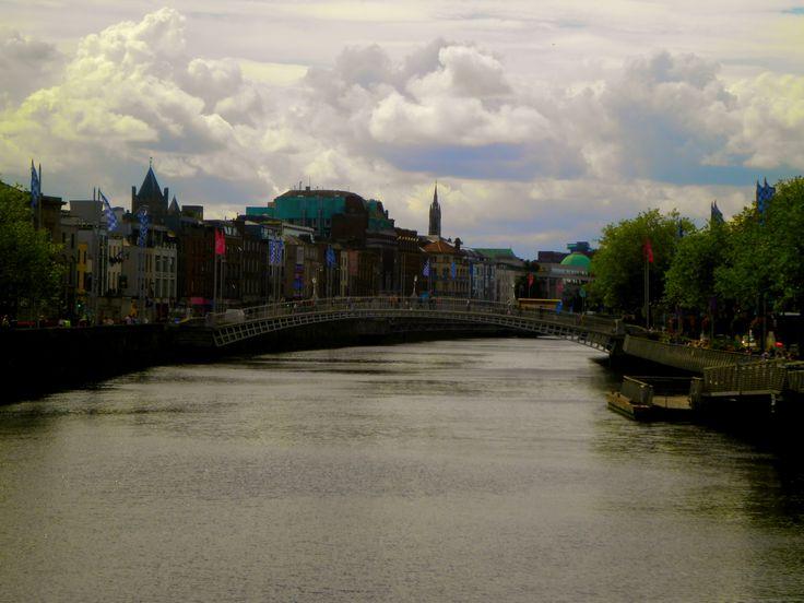 Dublin, Ireland 2012 by Arianna Todisco