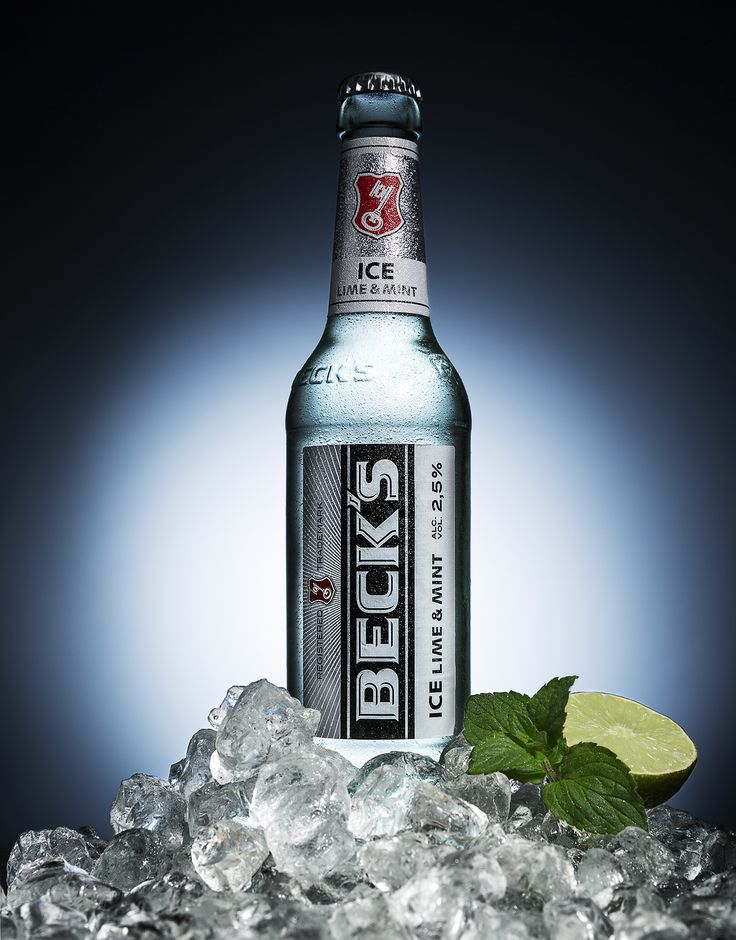 Adrian albrecht fotograf still becks ice bottle drink for Wohndesign albrecht