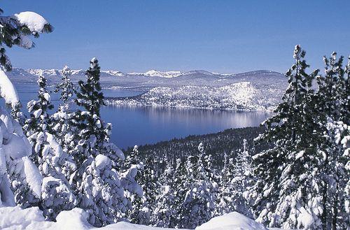 Lake Tahoe/ Heavenly Ski Resort