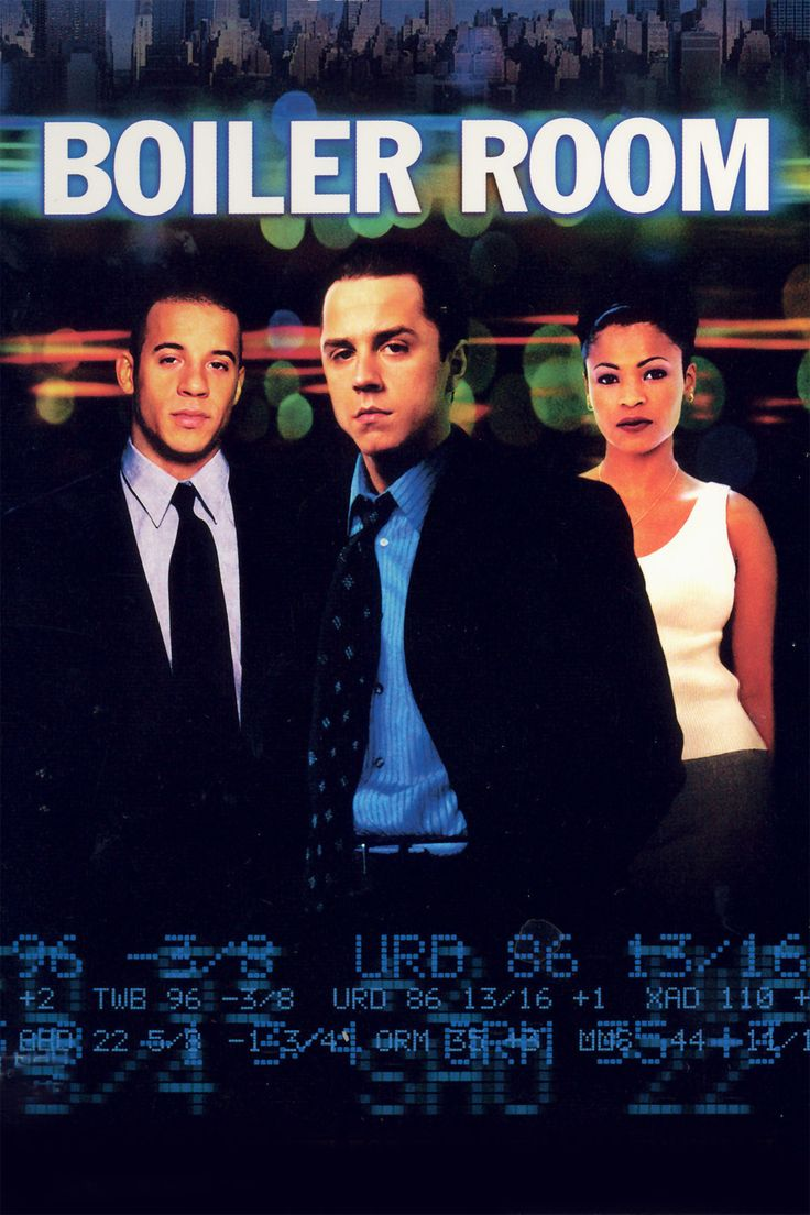 Wall street il denaro non dorme mai amazon it michael douglas - Boiler Room Full Movie Click Image To Watch Boiler Room 2000