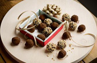 Gordon Ramsay's Christmas mint chocolate truffles recipe - goodtoknow. Pinned by Keva xo.