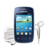 Samsung Galaxy Pocket Neo Blue Bundle